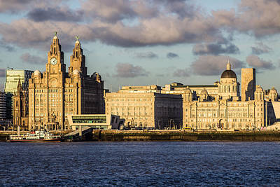 The Three Graces Print by Paul Madden