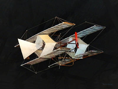 The Timmons Kite Print by Susan Savad
