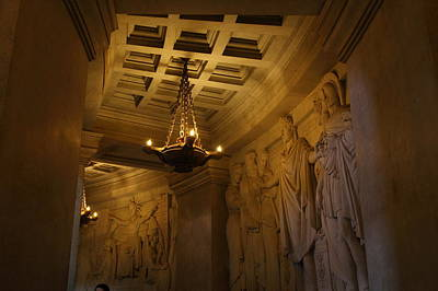 Cards Photograph - The Tombs At Les Invalides - Paris France - 011327 by DC Photographer
