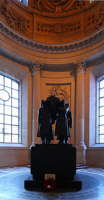 Tomb Photograph - The Tombs At Les Invalides - Paris France - 01134 by DC Photographer
