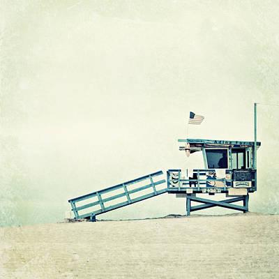 Santa Monica Digital Art - The Tower by Melanie Alexandra Price