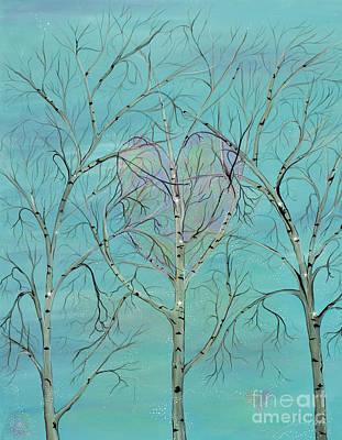 The Trees Speak To Me In Whispers Original by Deborha Kerr