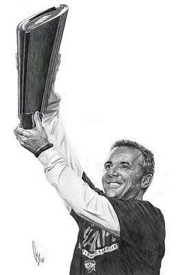 The Trophy Print by Bobby Shaw