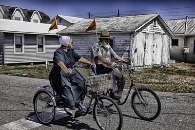 The Two Of Us - Sarasota - Florida Print by Madeline Ellis