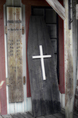 The Undertaker Shop Original by Toppart Sweden