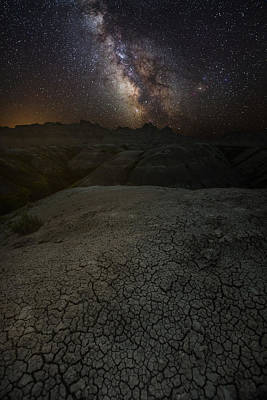 The Unforgiven Print by Aaron J Groen