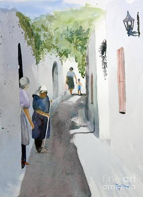 The Visit Original by David Massey