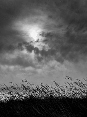 Lightscapes Photograph - The Wind That Shakes The Grass by Hakon Soreide