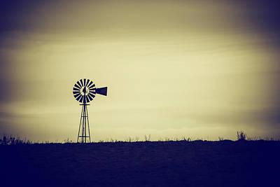 The Windmill Print by Karol Livote
