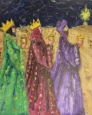 The Wise Three Original by Ahmad Austin