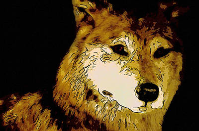 The Wolf Original by Toppart Sweden