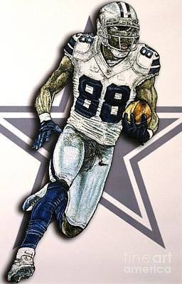 Nike Painting - The X-factor by Anthony Young