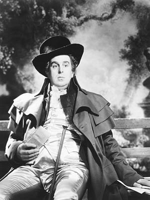 The Young Mr. Pitt, Robert Morley Print by Everett