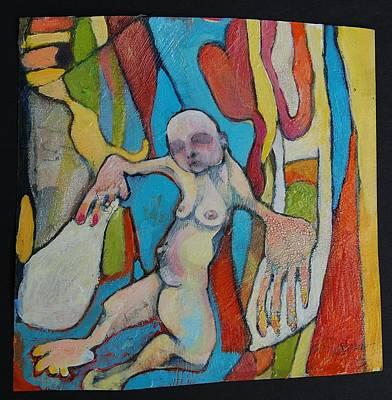 Therapy And Body Dysmorphia Original by Michelle Spiziri