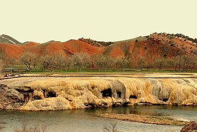 Thermopolis Photograph - Thermopolis by Kelly Souther