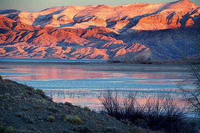 Thermopolis Photograph - Thermopolis Mornings.. by Al  Swasey
