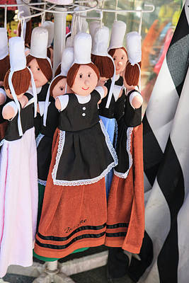 Doll Photograph - These Dolls Are Dressed by Mallorie Ostrowitz