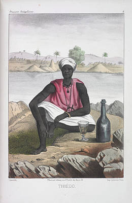 Land Feature Photograph - Thiedo by British Library