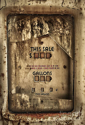 Trucks Photograph - This Sale by Cheyenne L  Rouse