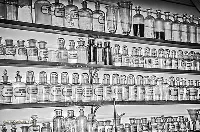 Greenfield Photograph - Thomas Edison's Fort Myers Laboratory by LeeAnn McLaneGoetz McLaneGoetzStudioLLCcom