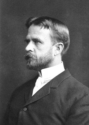 Heredity Photograph - Thomas Hunt Morgan by National Library Of Medicine