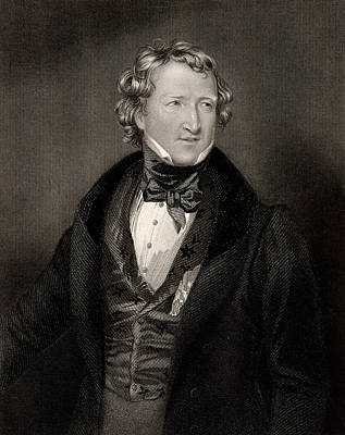 1839 Photograph - Thomas Wakley by Universal History Archive/uig