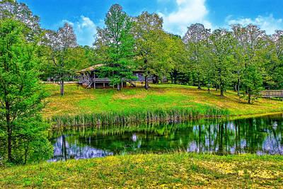 Thousand Trails Cherokee Landing Campground Tenn Original by Bob and Nadine Johnston