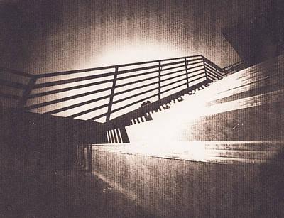Pinhole Photograph - Through The Eye Of A Pinhole by Caitlyn  Grasso