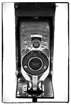 Through The Lens Print by John Rizzuto
