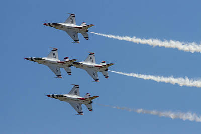 Photograph - Thunderbirds II by Bill Gallagher