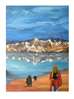 Tibet Original by Heinz Ewig