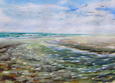 Painting - Tide Pool by Julianne Felton