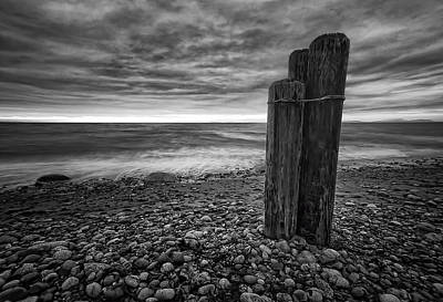 Whidbey Island Wa Photograph - Tides Of West Beach by Kevin Pate