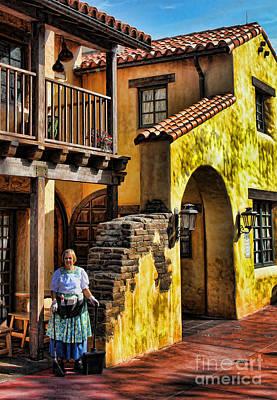 Tex-mex Photograph - Tijuana Taco House II by Lee Dos Santos