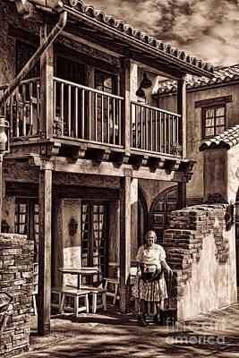 Tex-mex Photograph - Tijuana Taco House by Lee Dos Santos