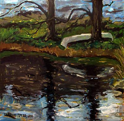 Til Canoe Time Original by Charlie Spear