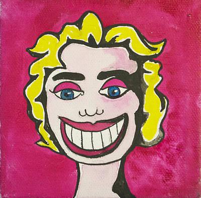 Tillie As Marilyn Original by Patricia Arroyo