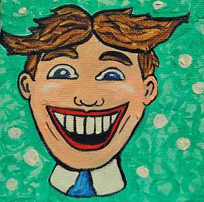 Asbury Park Painting - Tillies Surprise by Patricia Arroyo