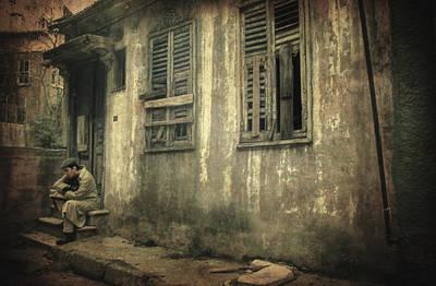 Old House Photograph - Time Beyond Time by Taylan Apukovska