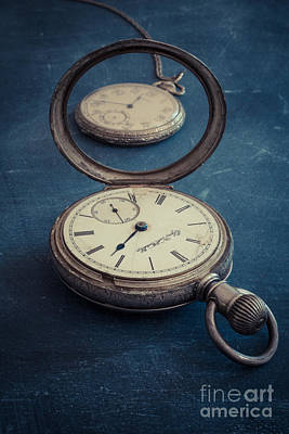 Old Objects Photograph - Time Pieces by Edward Fielding