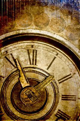 Time Travel Print by Carol Leigh