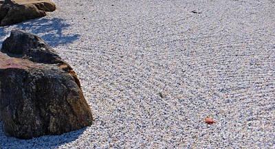 Self Discovery Photograph - Timeless Zen by Joy Hardee