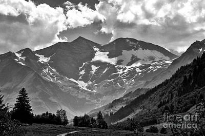 Tirol  The Land Of Enchantment Print by Gerlinde Keating - Galleria GK Keating Associates Inc