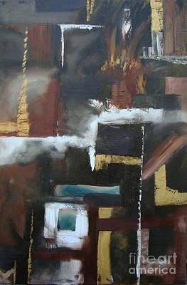 Must Art Painting - TMI by Stuart Engel