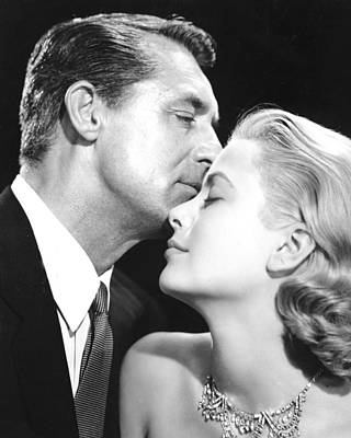 Grace Kelly Photograph - To Catch A Thief by Silver Screen