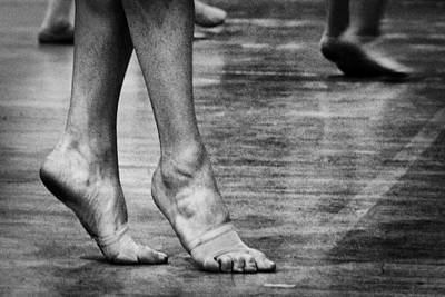 Dance Studio Photograph - To Dance by Caitlyn  Grasso