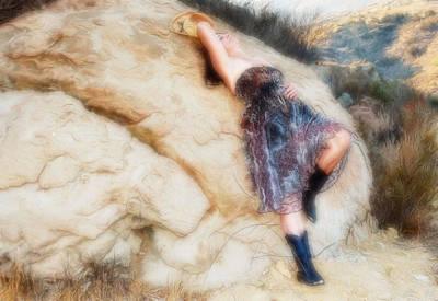 To Dream Print by Cindy Nunn