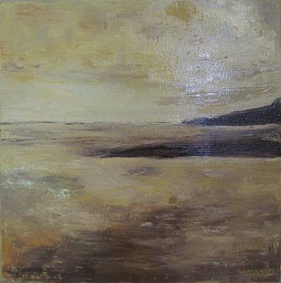 Painting - Tonal Seascape I by Brent Moody
