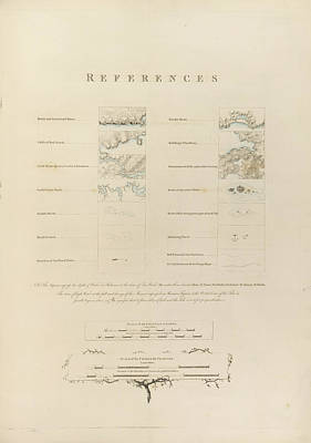 Land Feature Photograph - Topographical Features by British Library
