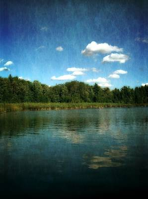 Elk Rapids Photograph - Torch River Reflections by Michelle Calkins